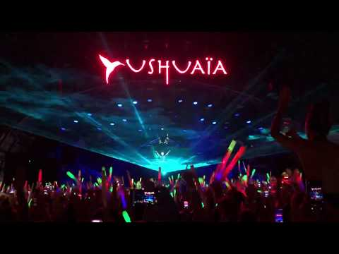David Guetta live at Ushuaia | Ibiza
