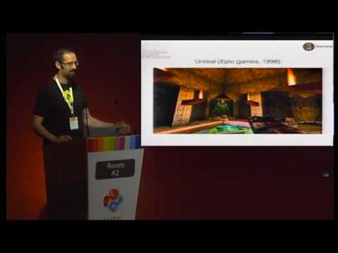 Roberto De Ioris - Modern OpenGL with Python