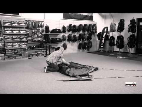 Відео демонстрація палатки High Peak Beaver 3