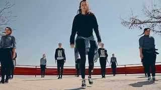 Video MAJOR LAZER - LEAN ON (dance video) MP3, 3GP, MP4, WEBM, AVI, FLV September 2017