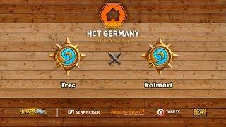 Trec vs kolmari, game 1