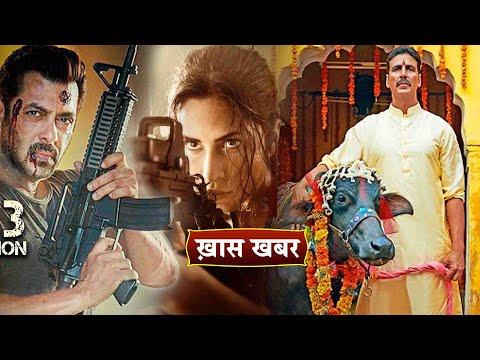 Tiger 3 Ka Budget Hua Final ! Salman Khan | Akshay Kumar Ka Bada Khulasa - Har Roz Pita Hu Gau Mutra