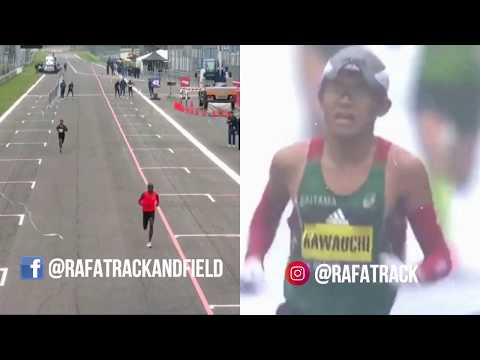Running analysis- Yuki Kawauchi x Eliud Kipchoge