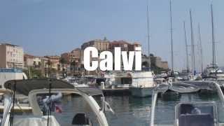Calvi France  city photos : (HD1316) 3 minutes in Calvi, Corse - Corsica, France, Europe - GoPro Hero - 2016