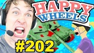 Happy Wheels - FREAKING TANK