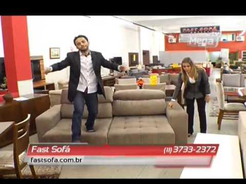 Mega Web - Fast Sofá na Mega TV