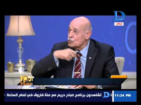 اللواء عبدالمنعم سعيد يؤكد أن جزيرتي تيران وصنافير مصريتان وليست سعوديتان