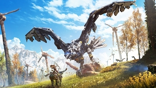 Video 12 Minutes of Horizon: Zero Dawn Gameplay (with Commentary) MP3, 3GP, MP4, WEBM, AVI, FLV November 2018