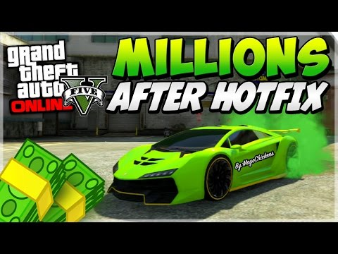 GTA 5 Online - NEW *AFTER HOTFIX* UNLIMITED \
