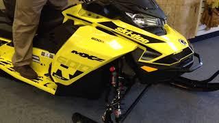 5. 2018 Ski-doo MXZ 600R