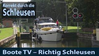 Video 5 Richtig Schleusen
