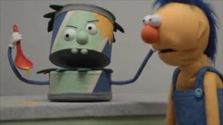 All of DHMIS but only when someone yells