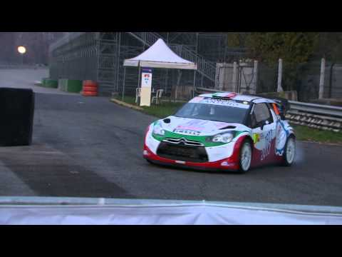 Monza Rally Show 2012 - Prova Speciale n.1