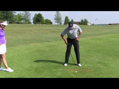 What's the Correct Golf Ball Position for Hybrids & Fairway Woods?