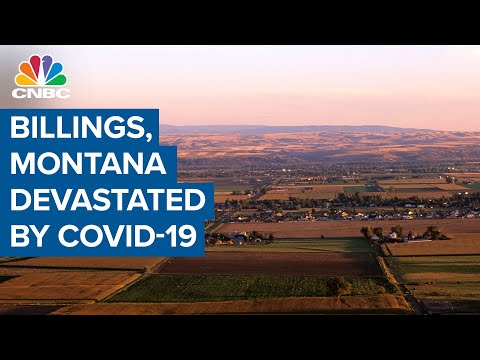 Billings, Montana devastated by Covid-19