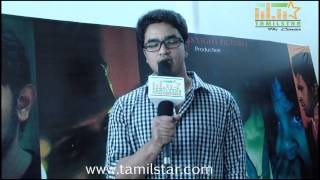 Aswath Thaman Speaks at Kanavu Short Film Screening