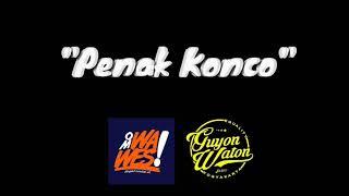 Video Penak Konco - OmWawesXGuyonWaton (Lirik) MP3, 3GP, MP4, WEBM, AVI, FLV Juni 2019