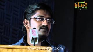 Karunakaran at Jigarthanda Movie Press Meet