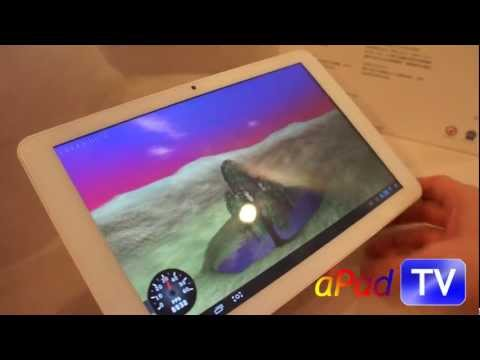 Ramos W31 Tablet PC A31 Quad Core Review