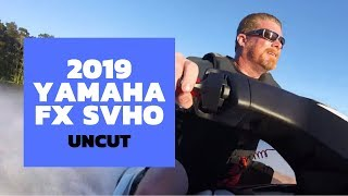 10. The Watercraft Journal Uncut: 2019 Yamaha FX SVHO WaveRunner