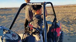 7. Polaris Ace 150