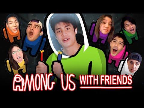 AMONG US WITH FRIENDS | Donny Pangilinan