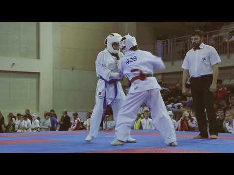 04-05 ноября 2017 - Всероссийские соревнования по карате Киокусинкай: Первенство