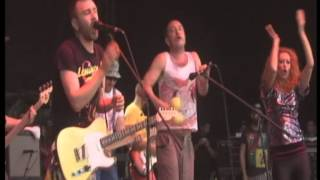 LENINGRAD— When there is no money (LiVE @ Sziget festival 12.08.2012)