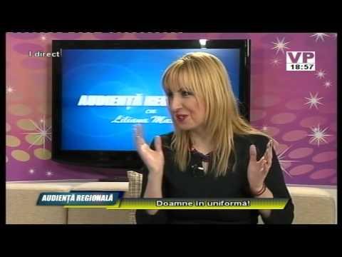 Emisiunea Audiență regională – Virginia Păiș și Daniela Enache – 3 martie 2015