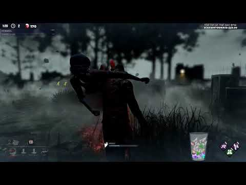 Dead By Daylight RANK 1 SURVIVOR! (CLAUDETTE) - WHY DID I JUST DO THAT..