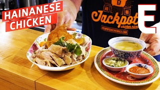 Hainanese Chicken Rice is the Street Food You Should Try Next — Snack Break by Eater