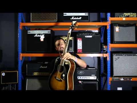 Đàn Guitar Acoustic Epiphone  PRO-1 , Vintage Sunburst