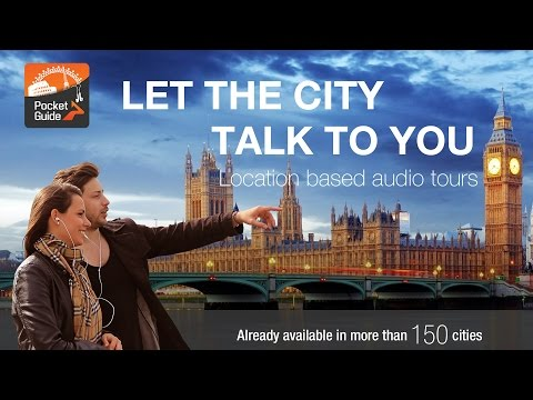Video of PocketGuide Audio Travel Guide
