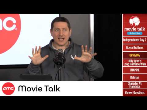 AMC Movie Talk – New AVENGERS 2 Trailer Review! New Cast for INDEPENDENCE DAY 2