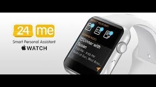 24me Apple Watch App Review and Demo - YouTube
