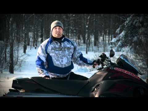 SnowTrax Test Rides Yamaha FX Nytro R-TX