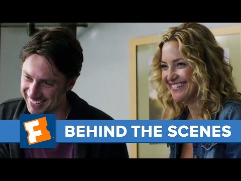 Wish I Was Here (Featurette 'Family')