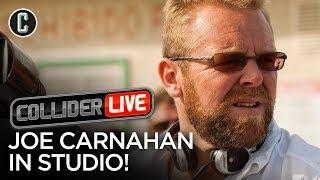 Joe Carnahan in Studio! - Collider Live #117 by Collider