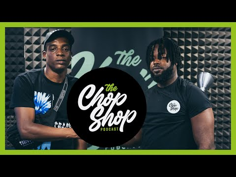 """The Chop Shop Podcast Ep 20 : Flama talks """"Taking music seriously after coming out of jail, + more"""""""