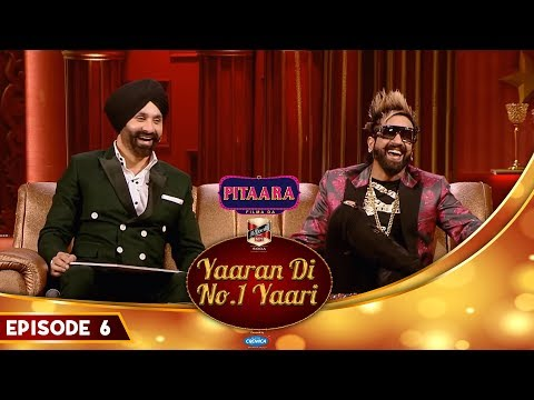 Video Jazzy B & Sukshinder Shinda | Ammy Virk | Yaaran Di No.1 Yaari Episode 6 | PitaaraTV download in MP3, 3GP, MP4, WEBM, AVI, FLV January 2017