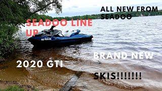 10. ALL NEW 2020 SEADOO GTI 2020 SEADOO LINE UP!!!!!!!