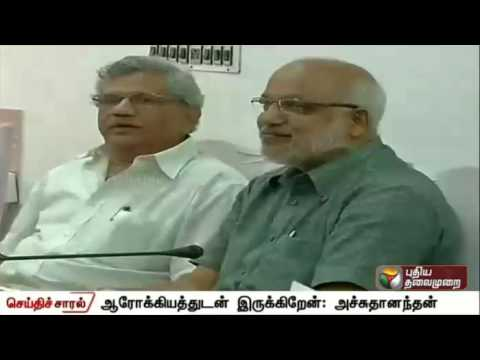 I-am-completely-healthy-says-VS-Achuthanandan