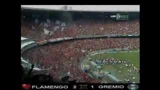 Campeonato Brasileiro de Futebol 2009. O Flamengo é Campeão Brasileiro de 2009. Data do jogo: 06/12/2009 - Local: Maracanã. Flamengo 2 X 1 Grêmio. Esse video...