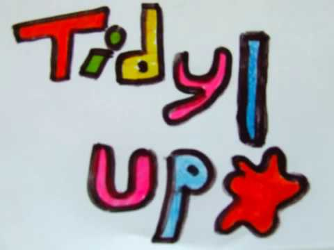 Tidy Up Song For Kids