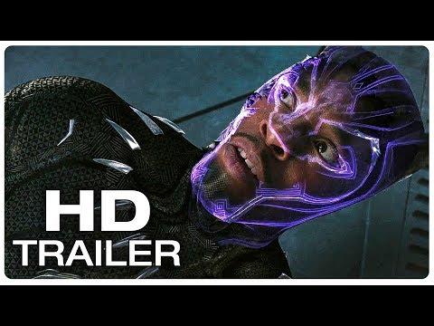 BLACK PANTHER Movie Clip Black panther vs Killmonger Hyperloop Fight Scene (2018) Superhero Movie HD