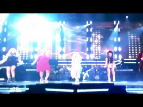 Team Christina - lady marmalade HD The Voice Live Team Christina aguilera, Frenchie davis, Beverly mcC, lily e.