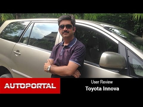 Toyota Innova User Review 'true value for money' – Autoportal