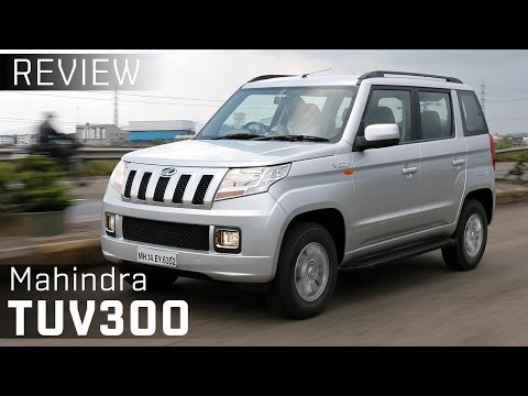 Mahindra TUV300 :: Review Video :: ZigWheels