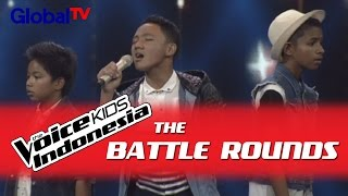 "Video Jasson vs Yadi vs Bintang ""Mengejar Matahari"" I The Battle Rounds I The Voice Kids Indonesia 2016 MP3, 3GP, MP4, WEBM, AVI, FLV Februari 2019"