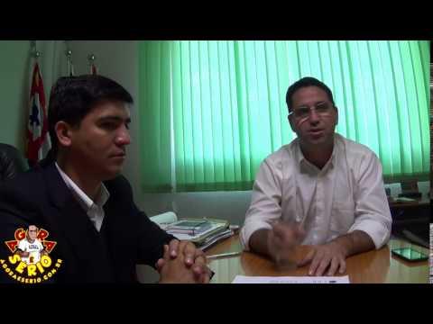 Prefeito Arizinho limpa o nome sujo de São Lourenço da Serra em 6 meses e diz ;